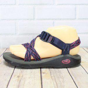 CHACO Zcloud Sport Adjustable Sandals Size 7